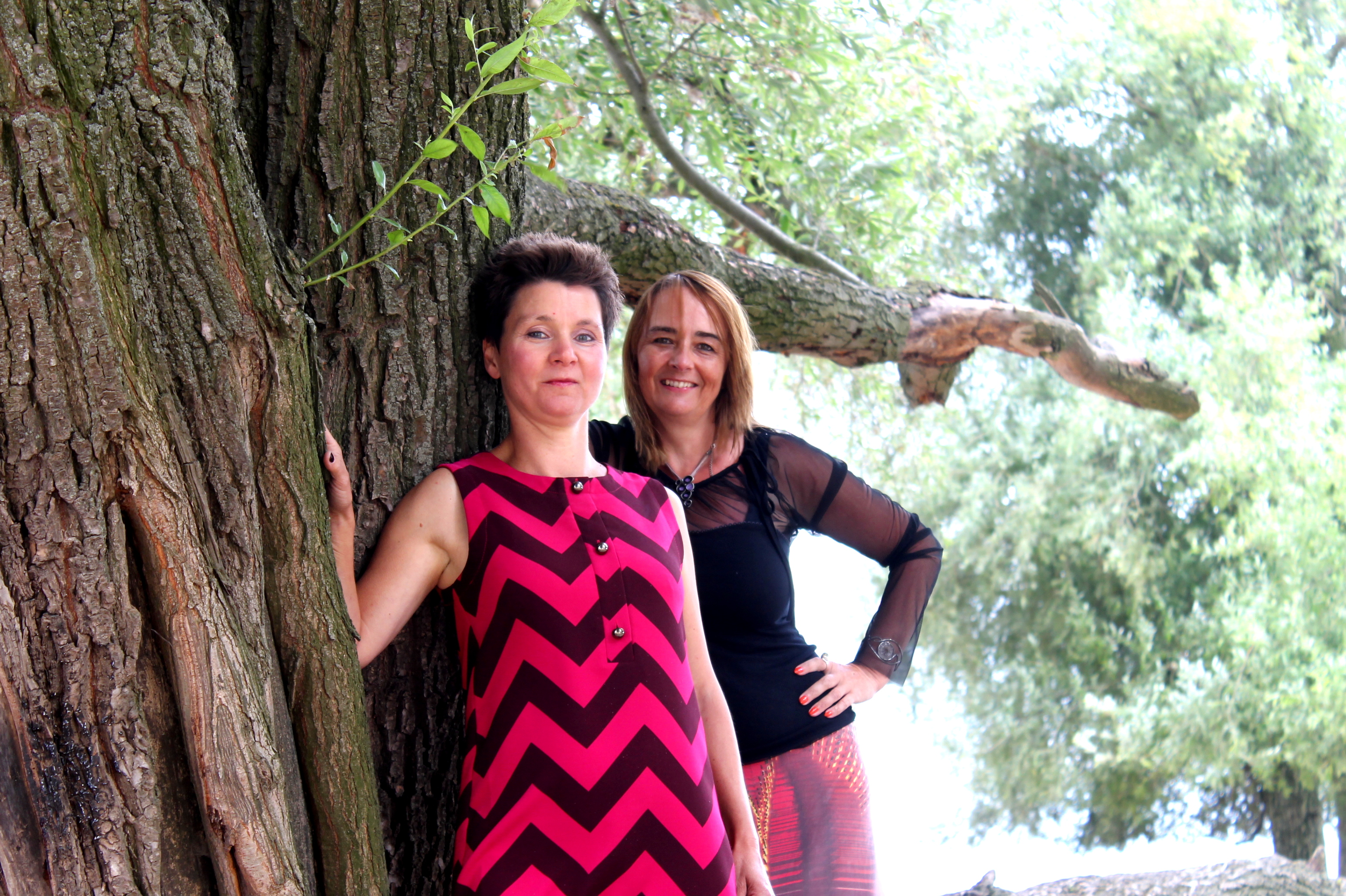 De begeerde vrouw - Suzanne en Mandy